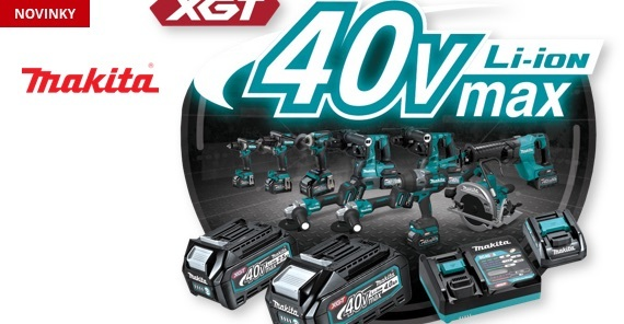Makita 40V Li-on max